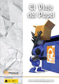 El viaje del papel   Educar hoy por un Madrid más sostenible