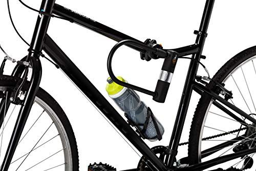 Via Velo Bike U Lock With Cable Heavy Duty Bicycle U Lock 14mm