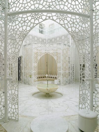 The Royal Mansour, Morocco