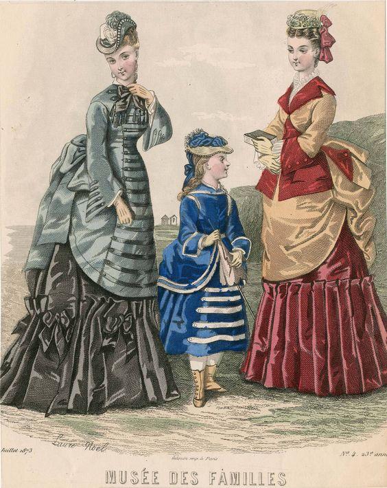 Musée des Familles 1873: