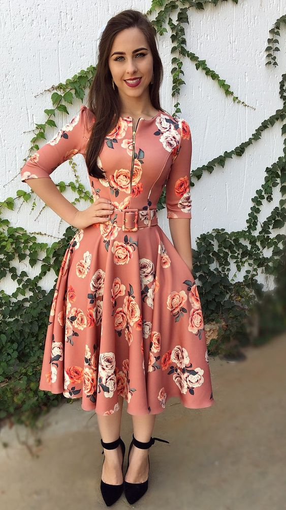 Adorable Spring Dresses