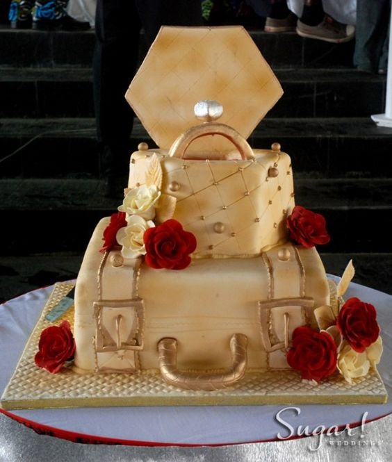 nigerian chocolate wedding cake recipe pin by honeydrop artistry on traditional wedding cakes 17846