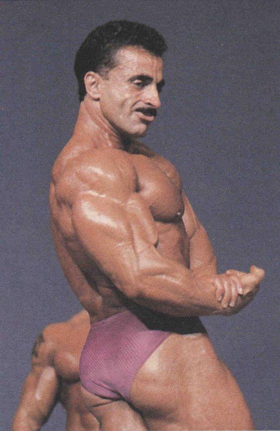 Samir Bannout - Mr. Olympia 1983: