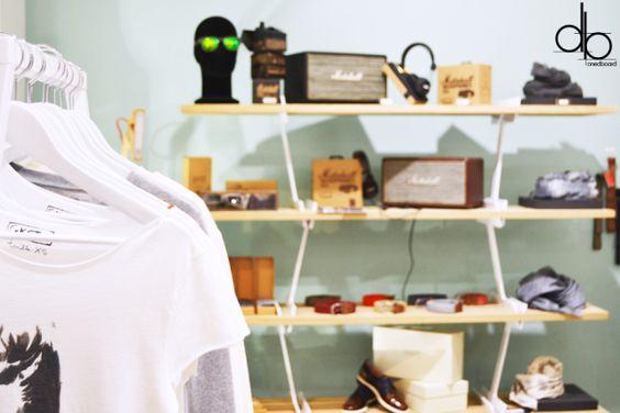 matiere grise shop boutique concept store toulouse furniture decoration interior design Marshall music