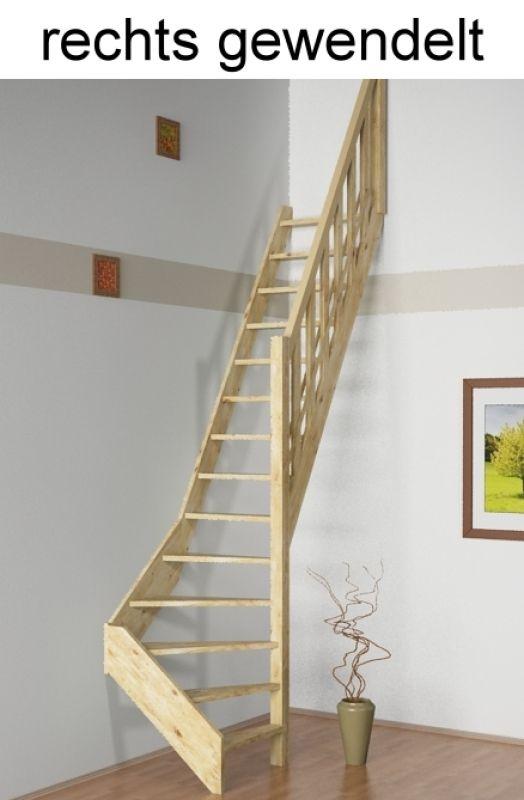 Fichte Treppe Rechts Gewendelt Home Decor Staircase Home