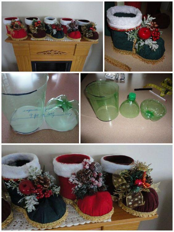 Plastic bottles recycle plastic bottles and plastic on for Plastic bottle decoration images