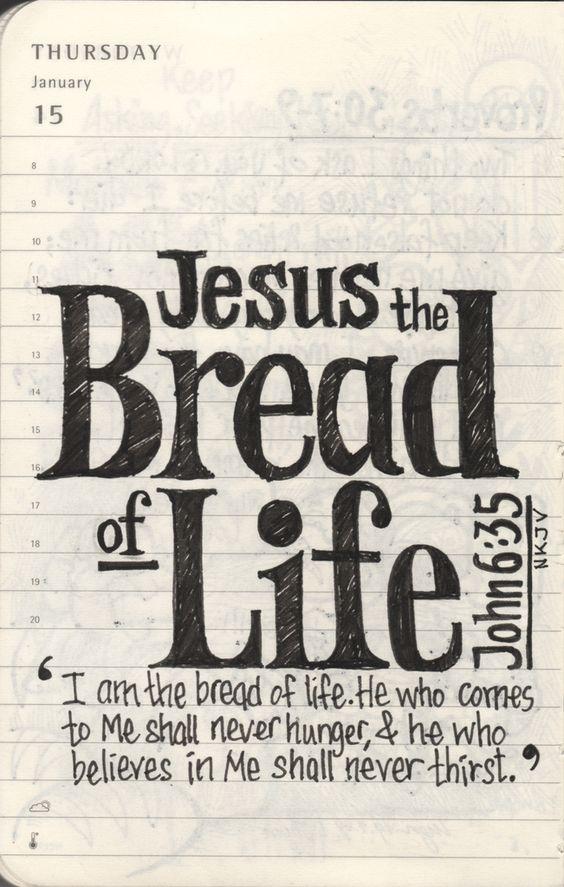 Bread of Life: Daily Bread, Prayer Request, Jesus Christ, Bible Verses, Jesus Loves, God S Word