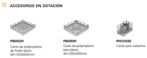 Lavavajillas Capota Semi Electronico Smeg Cesta 5050