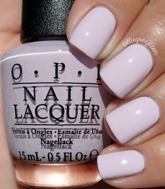 OPI I'm Gown For Anything! // @kelliegonzoblog