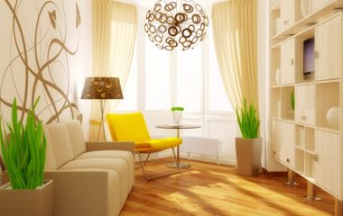 Que el clima no haga de las suyas en tu hogar: decora según la época del año