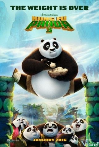 Phim Kung Fu Gấu Trúc Panda  3