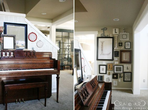 welcome to our home {finding fall home tour 2013} | jones design company