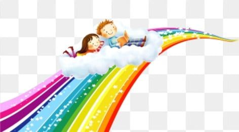 Rainbow Cartoon Children Rainbow Color Cartoon Clouds Rainbow Color Clouds Png Transparent Clipart Image And Psd File For Free Download Rainbow Cartoon Cartoon Clouds Cool Colorful Backgrounds