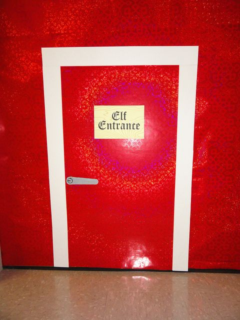 Christmas Door Decorating Contest Recent Photos The