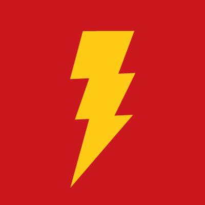 Shazam! Lightning Bolt - ilovethatshirt.com