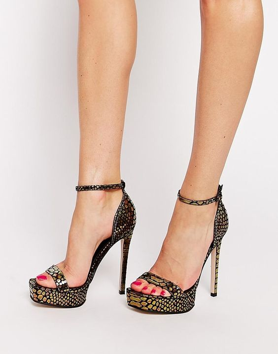 ASOS | ASOS HEIRLOOM Heeled Sandals at ASOS from ASOS. Saved to Epic Wishlist. Shop more products from ASOS on Wanelo.