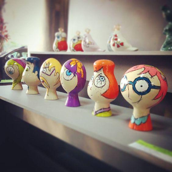 28ª Paralela Gift, na Fundação Bienal de São Paulo, Parque do Ibirapuera. De 12 a 15 de agosto de 2015.  Priscila Vannucchi & Marcos Wolff Objetos de Arte | site: www.pvmw.com | facebook: facebook.com/lojapvmw | instagram: instagram.com/pvmw.objetos.de.arte #pvmw #lojapvmw #design #art #arte #toyart #sp #ceramics  #urbanart #saopaulo #brazil #architecture #trend #vejasp #paralelagift #bienal #fundacaobienal #ibirapuera #pavilhaodabienal #fundaçãobienal #matusquela #matusquelas