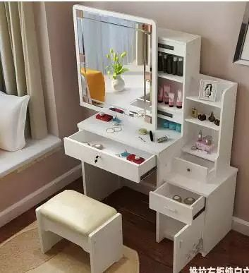 Makeup Cabinet Table The Multi Function European Makeup Chair Makeup Room Decor Makeup Chair Furniture