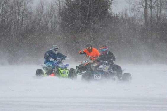 Ice racing 2015