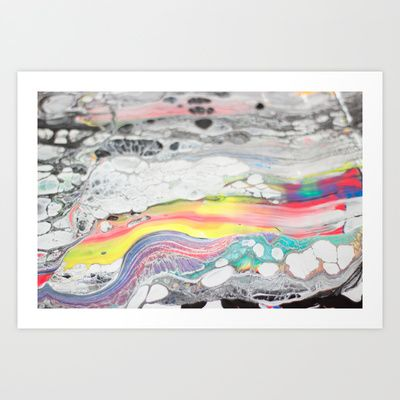 Buy rainbo by The__melt as a high quality Art Print. Worldwide shipping available at Society6.com. Just one of millions of products available.