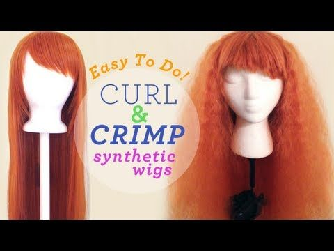 Wig Styling For Drag 99