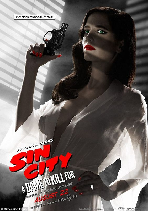 Sin City: A Dame to Kill for...