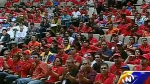 (Vídeo) Nicolás Maduro en instalación del III Congreso del PSUV (3/3)