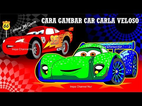 Tutorial Cara Gambar Cars Carla Veloso Diecast Vehicle Youtube Carla Veloso Smart Car Body Kits Body Kit