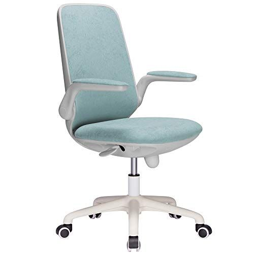 Ljfyxz Home Office Desk Chair Student Study Chair Padded Rotating