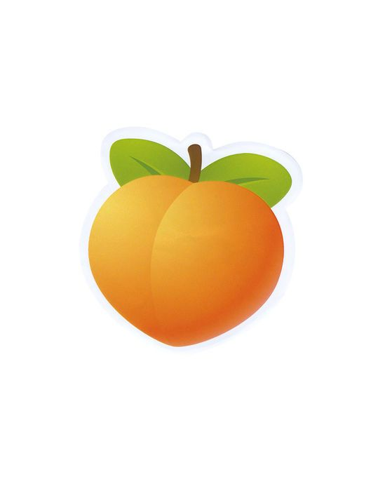 Peach Emoji Sticker Peach Ws0890 Emoji Stickers Emoji Peach