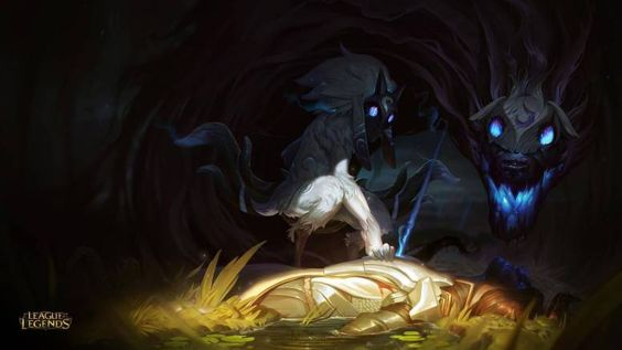 Kindred es el nuevo campeón de League of Legends - http://yosoyungamer.com/2015/09/kindred-es-el-nuevo-campeon-de-league-of-legends/