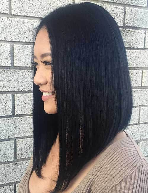 29+ Black straight bob hairstyles information