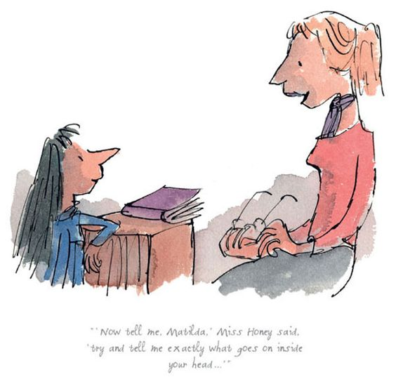 quentin blake illustrations - Cerca con Google
