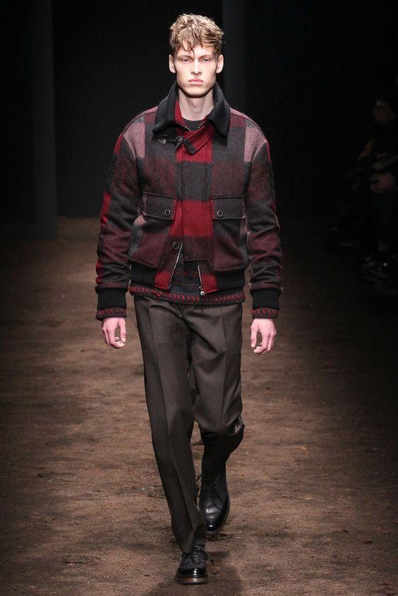 Salvatore Ferragamo, Look #5