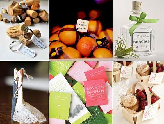La Organización, Participaciones y Souvenirs - Souvenirs para bodas: la tendencia DIY - Casamientos Online