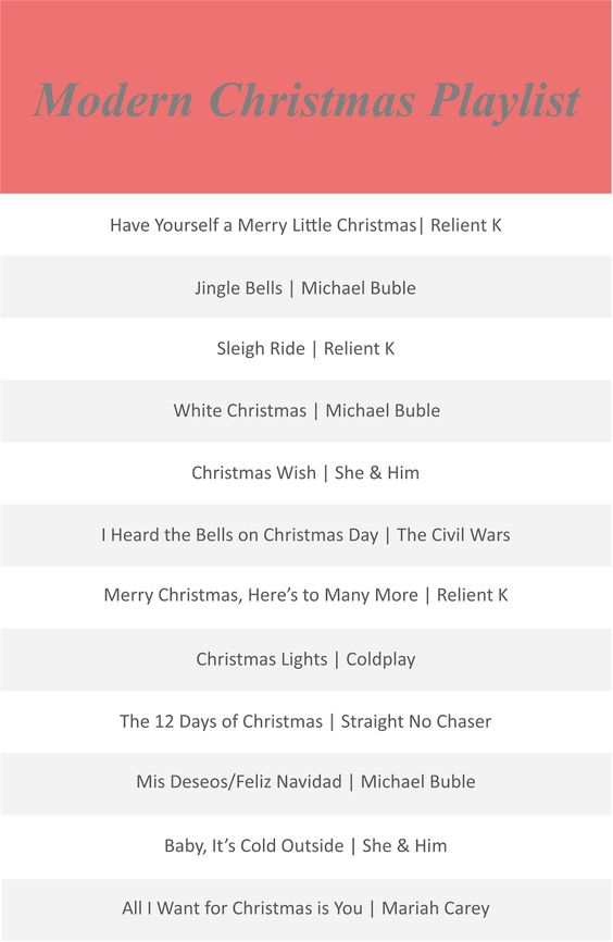 Christmas Playlist | Modern / Alexandria Wade  #christmasmusic #christmas