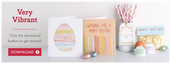Free Easter Printables from Moo - Cards, gift tags, egg holders, etc.