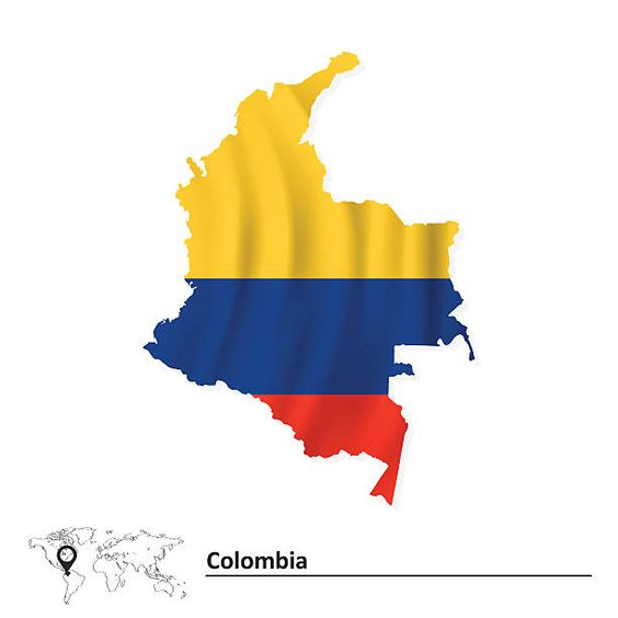 Kolumbien - Colombia