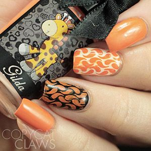 PRE ORDER!! Esmaltes da Kelly- Animals- Gilda