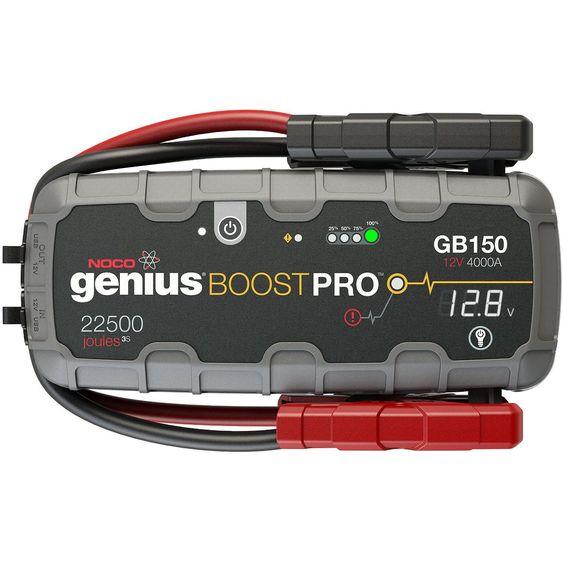 Noco Genius Boost Pro Gb150 4 000 Amp Ultrasafe Lithium Jump