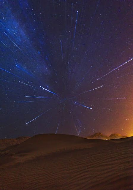 pablo: time lapse, morocco, night