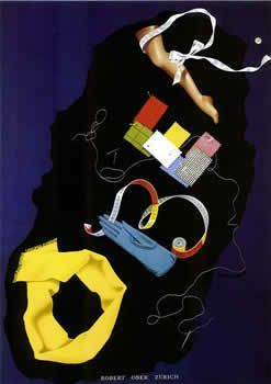 Ober fashion store ~ Herbert Leupin