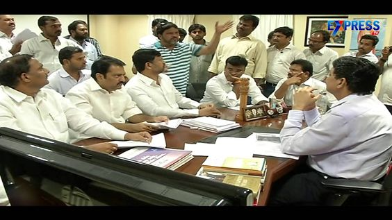 Greater Hyderabad Municipal Corporation votes update - Express TV