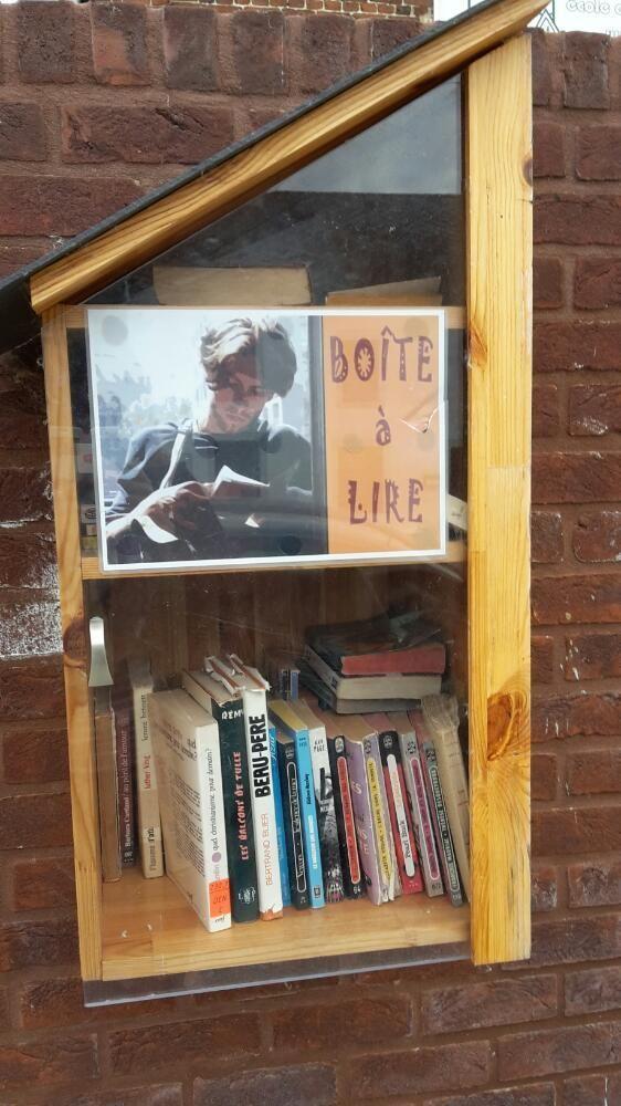 Boite à livres Gerpinnes 4