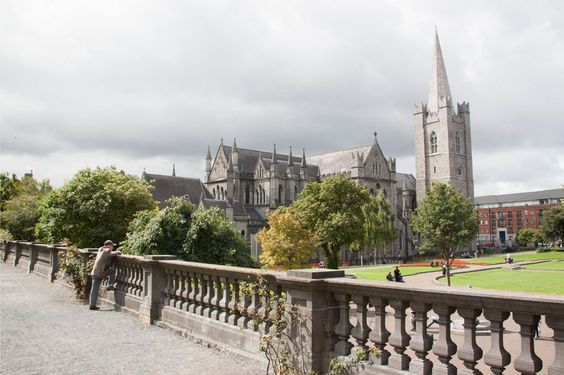 #St.Patrick's Cathedral #Dublin #Irland