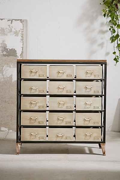 6 draer white dressing table 9 peekskill