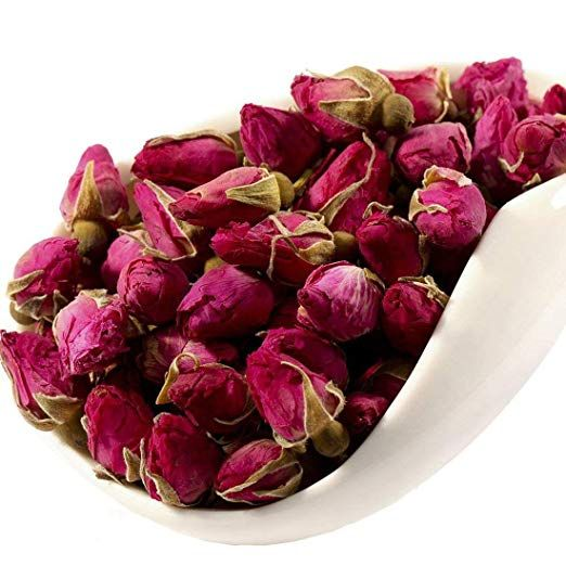 Unim Organic Rose Bud Tea Dried Red Rose Petal Flower Edible Buds Detox Tea 250g Red Rose Tea Chinese Herbal Tea Flower Tea