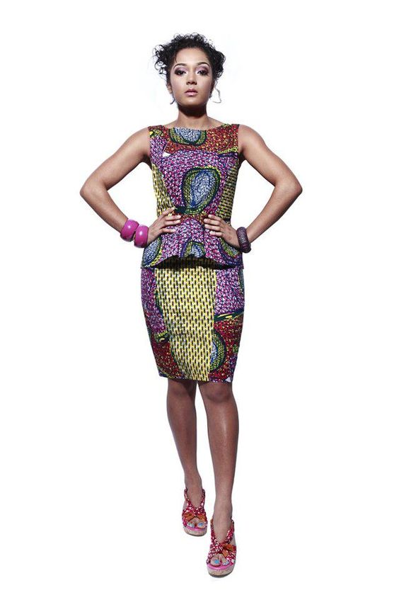 Des supers looks qui peuvent vous inspirer ~African fashion, Ankara, kitenge, African women dresses, African prints, African men's fashion, Nigerian style, Ghanaian fashion ~DKK
