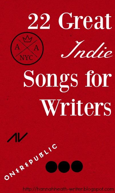 9 Great Albums To Accompany Your Writing Process