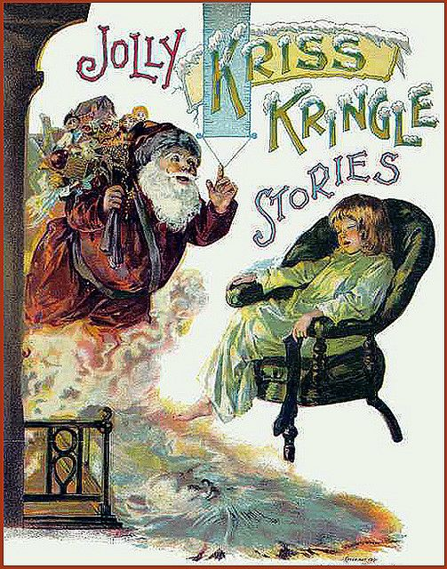 Jolly Kriss Kringle Stories